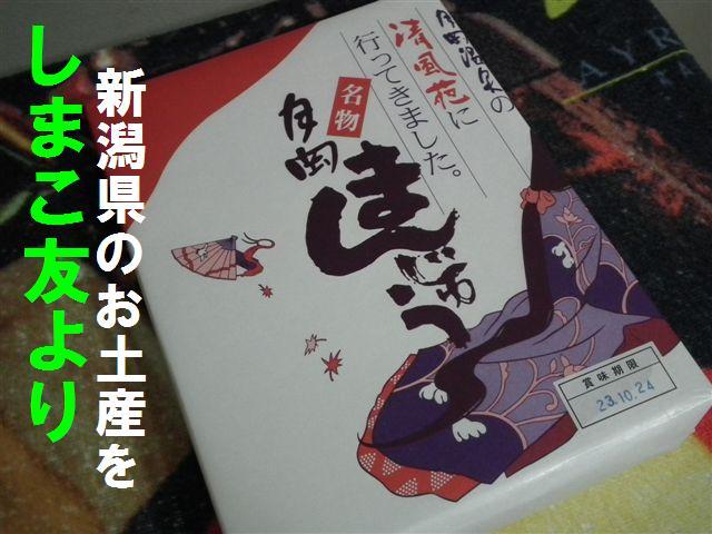 新潟県のお土産 (1)