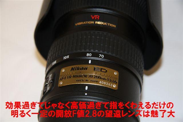 AF-S NIKKOR 70-200mm F2.8 G ED VR