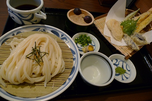 石川天ぷらざる