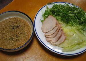 広島つけ麺. かず