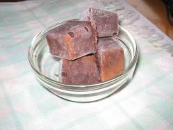 豆腐アイスチョコ