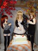 愛李ケーキ