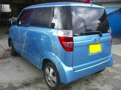 ホンダ軽自動車blue01