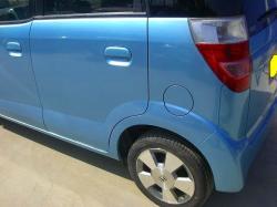 ホンダ軽自動車blue08