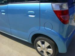 ホンダ軽自動車blue09