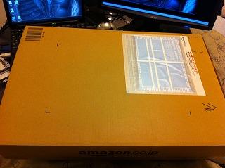 アマゾンから無線キーボードが届いたよ!!