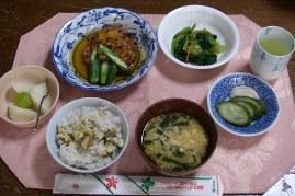 会食会9.09.29 ご飯