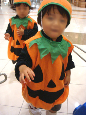 Halloween仮装