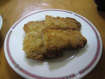 IMG_7536豚ロースのチーズはさみ