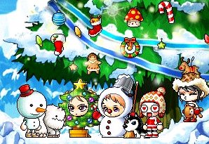 クリスマスタイプ