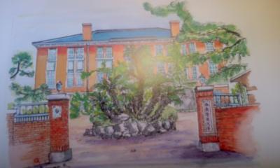 20120130-4西南学院大学博物館
