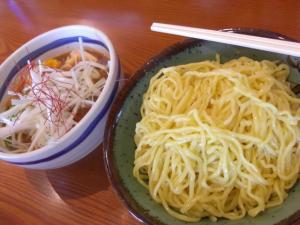 08070613条勝軒伊勢崎・お台場スペシャルつけ麺