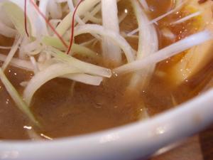 08070613常勝軒伊勢崎・つけ麺スープアップ