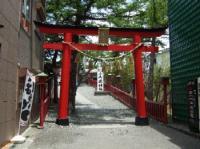 6/14 富士山5合目河口湖口 小御嶽神社