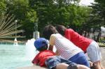 平和公園 3人