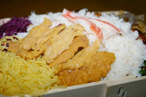 北海道弁当