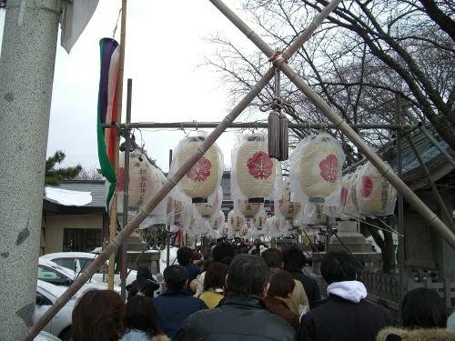 諏訪神社2007.1.1