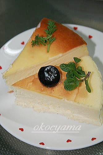 ヒロ誕 ケーキ2種