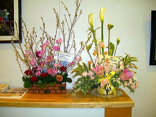 写真展 お花