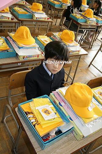 入学式たか坊 教室
