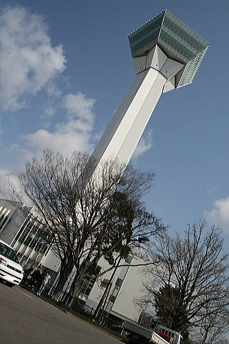 函館 五稜郭 タワー