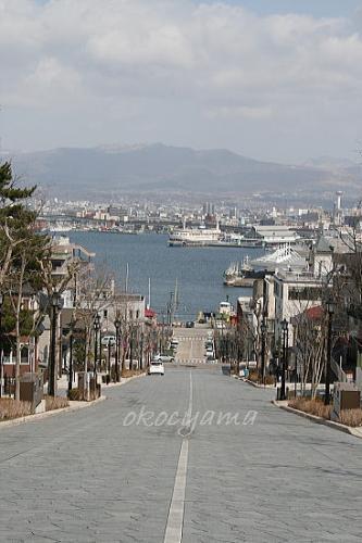 函館 八幡坂①