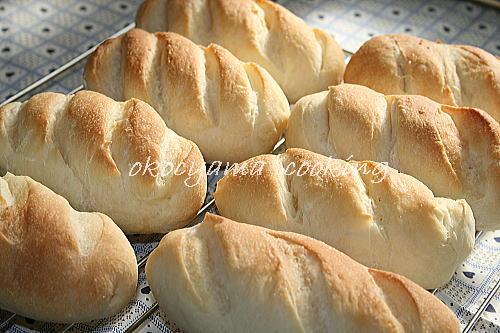 今日のパン ソフトフランス2008.4.16