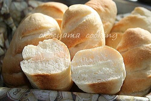 今日のパン ソフトフランスさんど2008.4.16
