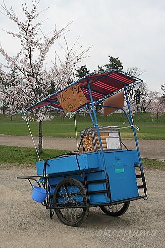 弘前公園 チリンチリンアイス