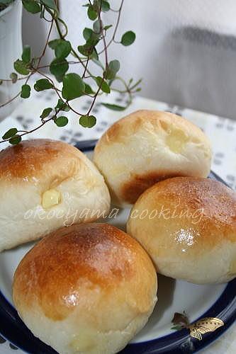おうちパン クリームパン②