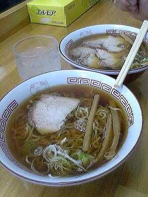 くどうラーメン(小)