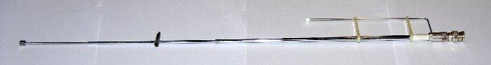 9 J 型アンテナ伸張