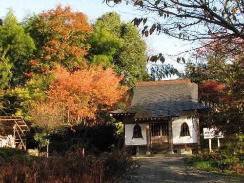 2 顕鏡寺で