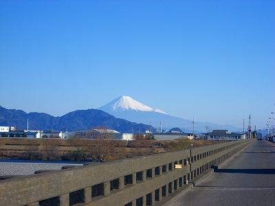 富士見橋から♪