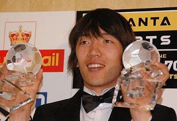 俊輔MVP
