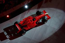 フェラーリ 五輪バージョン