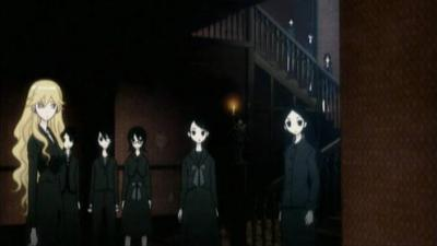 黒い12人の絶望少女達
