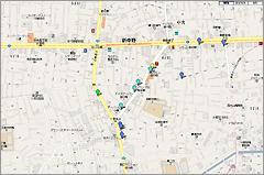 新中野マップ