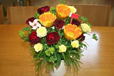 端午の節句用生花