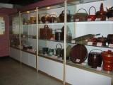 1階の上海城市歴史発展陳列館