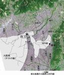 大阪古代地図