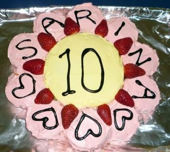 幻のケーキ
