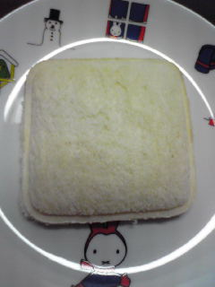 完成パンだ