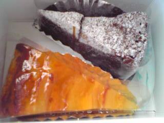 清泉寮ケーキ