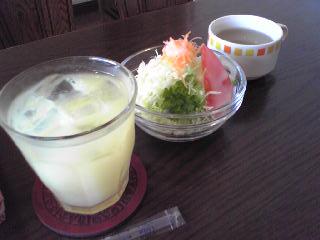 サラダスープジュース