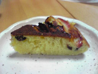 リンゴケーキ2