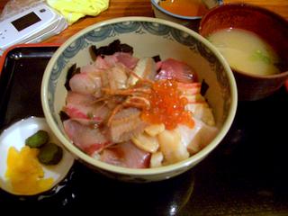 鳥取 海鮮丼