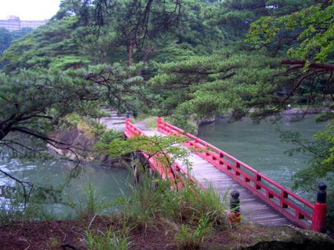 松島 一人旅