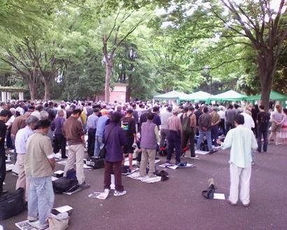 上野トポス教会4