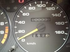 祝10万km